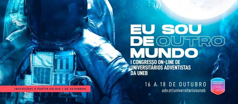 Congresso on-line de Universitários Adventistas do Brasil